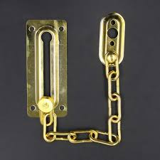 New Door Chain Lock Safety Guard Security Lock Cabinet Locks For