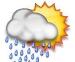 Calor y algunas precipitaciones con tormentas eléctricas en Camagüey