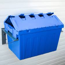 Quantum storage heavy duty attached top container — 24in. Storewall Heavy Duty Tote Container Storewall Storage Solutions