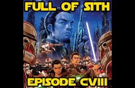 Episode CVIII: Greg Weisman   Full Of Sith