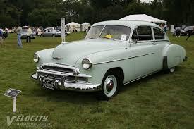 1949 Chevrolet Fleetline DeLuxe 2 door information