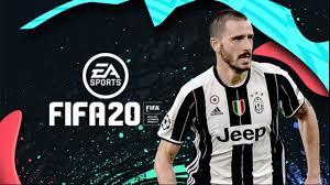 LEONARDO BONUCCI FIFA 20 LOOKALIKE - PRO CLUBS - VIRTUAL PRO (JUVENTUS)