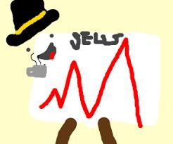 Chart Wearing A Top Hat Drawception