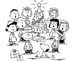 charlie brown christmas coloring page. Plain Page Charlie Brown Christmas Coloring Sheets Pages Free Fre Intended Charlie Brown Christmas Coloring Page C