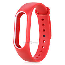 Dropshipping for 14mm <b>Silicone Strap for Xiaomi</b> Mi Band 2 to sell ...