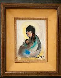 ettore degrazia paintings artwork for ettore degrazia art value guide