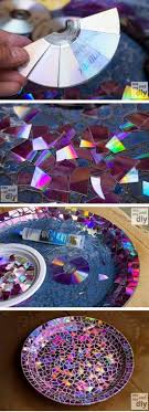 25+ unique Old cds ideas on Pinterest   Cd diy, Cd crafts and Crafts with  cds