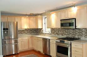 remodeled kitchen cabinets how to refinish