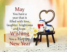 friends happy new year wishes 2018