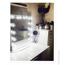 impressions vanity mirror. glad you love it, @shamim2. stunning indeed! featured: impressions vanity glow mirror