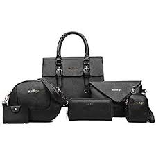 PERHAPS U <b>Women</b> Designer Purses and <b>Handbags set</b> Fashion ...