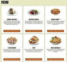 qdoba menu nutrition grill menu menu for grill hamburg in menu nutrition qdoba menu calories