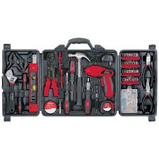 Best Diy Tools Apollo 162 Pc Diy Tool Kit With 48v Rechargeable Cordless Screwdriver
