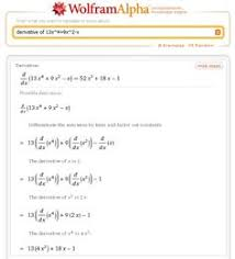 algebra help plug in an equation it will tell you how to figure  wolfram alpha is quite possibly the most insanely useful website in existence especially if you math homework helpmath helpcollege