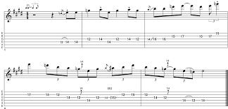 Lights Journey Tab Joe Bonamassa How To Play Blues Guitar Like Clapton Page