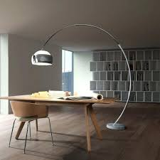 five arm arc floor lamp stunning black led with 5 arch idea 2 pertaining to chrome