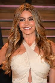 Middle Split Hair Style no one makes long hair look sexier than sofia vergara switch up 3246 by stevesalt.us