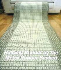 corrugated composite rib rubber runner mats backed back runners hall by the meter outdoor runne