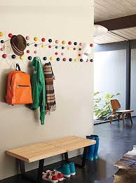 Hang It All Coat Rack HangItAll Coat Rack by Charles and Ray Eames Coat racks Foyers 38