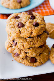 Image result for Healthy Peanut Butter Oatmeal Cookies
