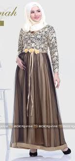 Untuk tampil lebih variasikan dress brokat dengan beberapa kain seperti batik atau songket. Model Baju Gamis Brokat Untuk Orang Gemuk Dan Pantas Wanita Baju Muslim Gaya Model Pakaian