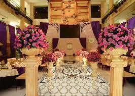 Wedding Flowers Decoration Wedding Flowers Flower Decoration In Wedding Halls