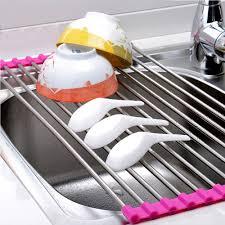 Plate Storage Rack Kitchen Kitchen Stainless Steel Plate Rack Kitchen Stainless Steel Plate