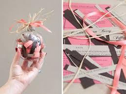 How To Make A Diy Wedding Invitation Ornament Wedding
