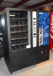 Usi Combo Vending Machine Classy USI Combo Vending Machine