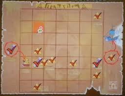Zelda Wind Waker Sea Chart Map The Wind Waker Tips And Tricks Differences Between The