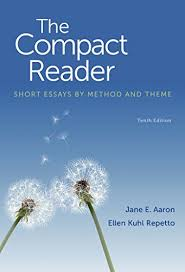 how long to read the compact reader short essays by method and theme