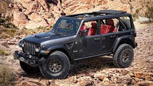 Find the best jeep gladiator rubicon for sale near you. V8 Powered Jeep Wrangler Rubicon 392 Concept Revealed On Bronco S Big Day