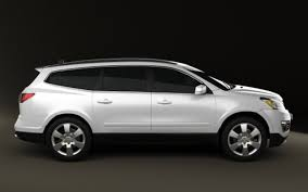 2016 Chevy Traverse Redesign and Release Date - Car Brand News