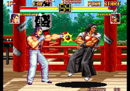 Art of Fighting (Mame)