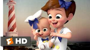 The Boss Baby 2017 Brotherly Love Scene 510 Movieclips