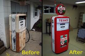 gilbarco gas pump. gilbarco 1006, looking for info/tips resto. | general petroliana discussion primarily shop talk gas pump a