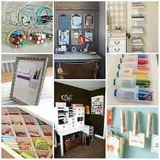 Office diy projects Office Organization Pinterest Top 40 Tricks And Diy Projects To Organize Your Office Or Homeschool Room Iseeidoimake Top 40 Tricks And Diy Projects To Organize Your Office Or Homeschool