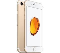 Buy APPLE iPhone 7 - Gold, 32 GB + iPhone 7 Lightning Dock - Black ...