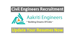 Aakriti Engineers Llp Recruitment For Civil Engineers - Update Your ...