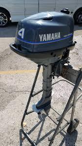 yamaha 4hp outboard. yamaha 4 hp stroke outboard tiller motor 4hp