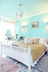 Mint Green Bedroom Decor Vintage Bedroom Mint Green And White Home Decor Gold Details