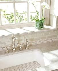 decoration kitchen window sill ideas sills how to choose the finishing touch of your tile