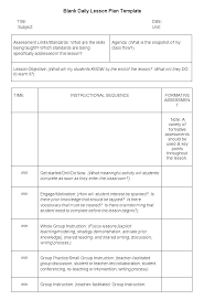 Differentiated Instruction Lesson Plan Template Differentiated Lesson Plans Differentiated Lesson Plan