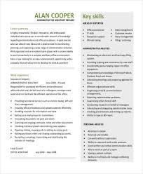 Advanced Resume Templates Resume Genius Executive Resume Template