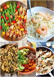 This quick and nutritious soup that. 25 Easy Dinner Recipes For Busy Weeknights Real Housemoms