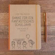 Personalisiertes Notizbuch Danke Für Ein Fantastisches