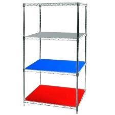 Plast O Mat Ribbed Shelf Liner Delectable Plast O Mat Ribbed Shelf Liner Clear For Wire W Cuckhoo