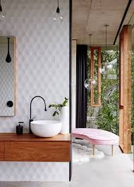 mid century modern bathroom. 11 spaces where scandinavian design meets california cool mid century modern bathroom c