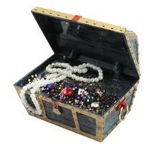 Treasure Chest Boxes To Decorate