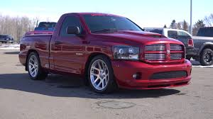 SOLD: 2006 Dodge Ram SRT 10